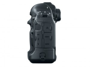 Canon EOS-1d X вид сбоку
