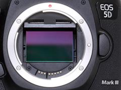 Новый 22MP CMOS сенсор 24х36mm