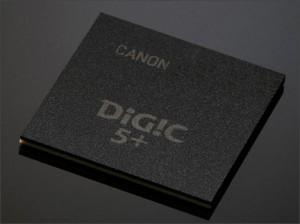 Процессор DIGIC 5+