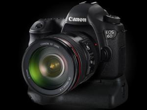 Характеристики Canon EOS 6D