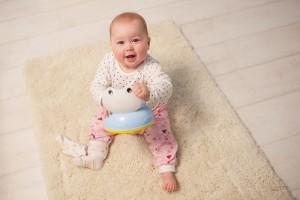 12 сентября 2012 - Маргарите 9 месяцев и неделя