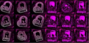 Прототипы и макеты брелоков EmoFans