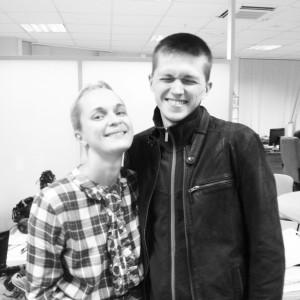 Кристина - мой любимый и бессменный руководитель PR-службы, СКБ Конутр, Екатеринбург