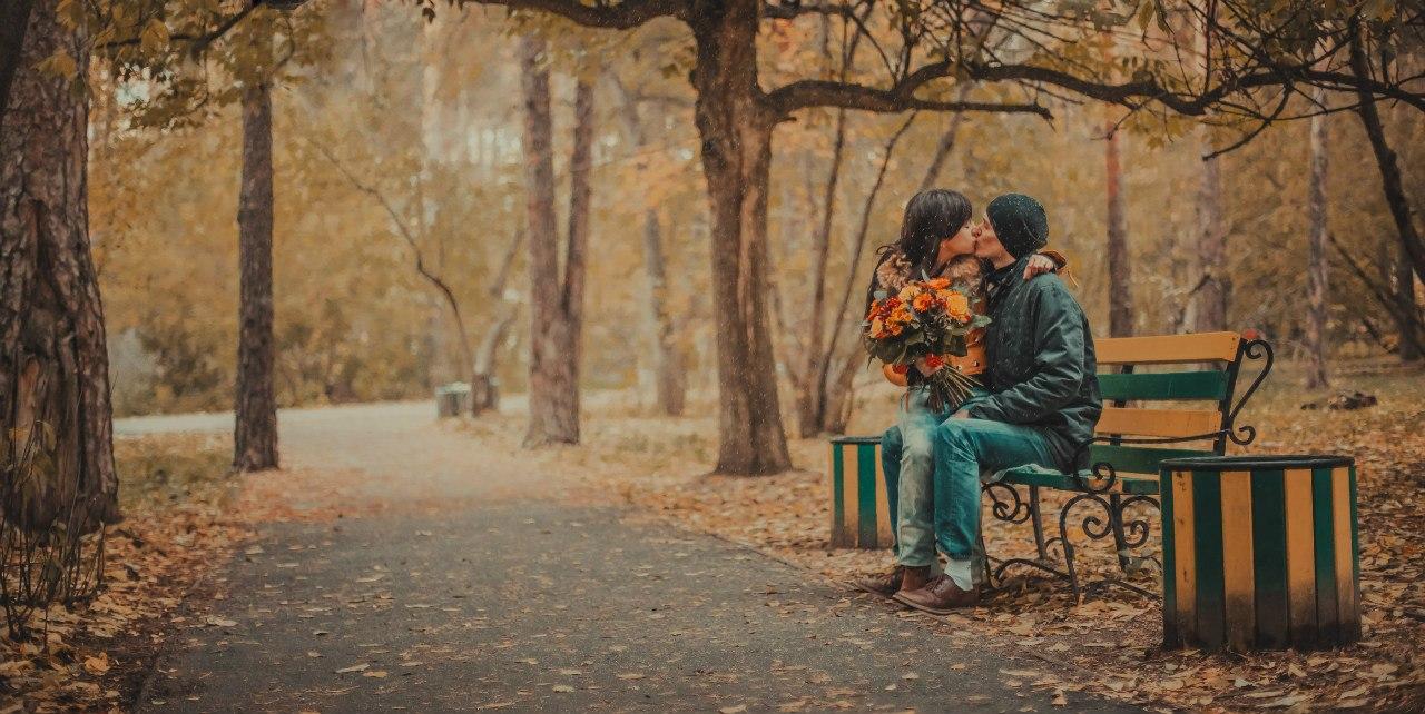 Это мы! Осень 2013. Екатеринбург, зеленая роща