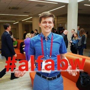 Принял участие в Alfa Business Week (бизнес форум в Краснодаре). Докладываю че как…