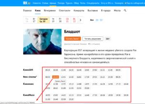 Лишние внутренние ссылки на сайте Ирк.ру