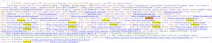 Указана страница по-умолчанию x-default