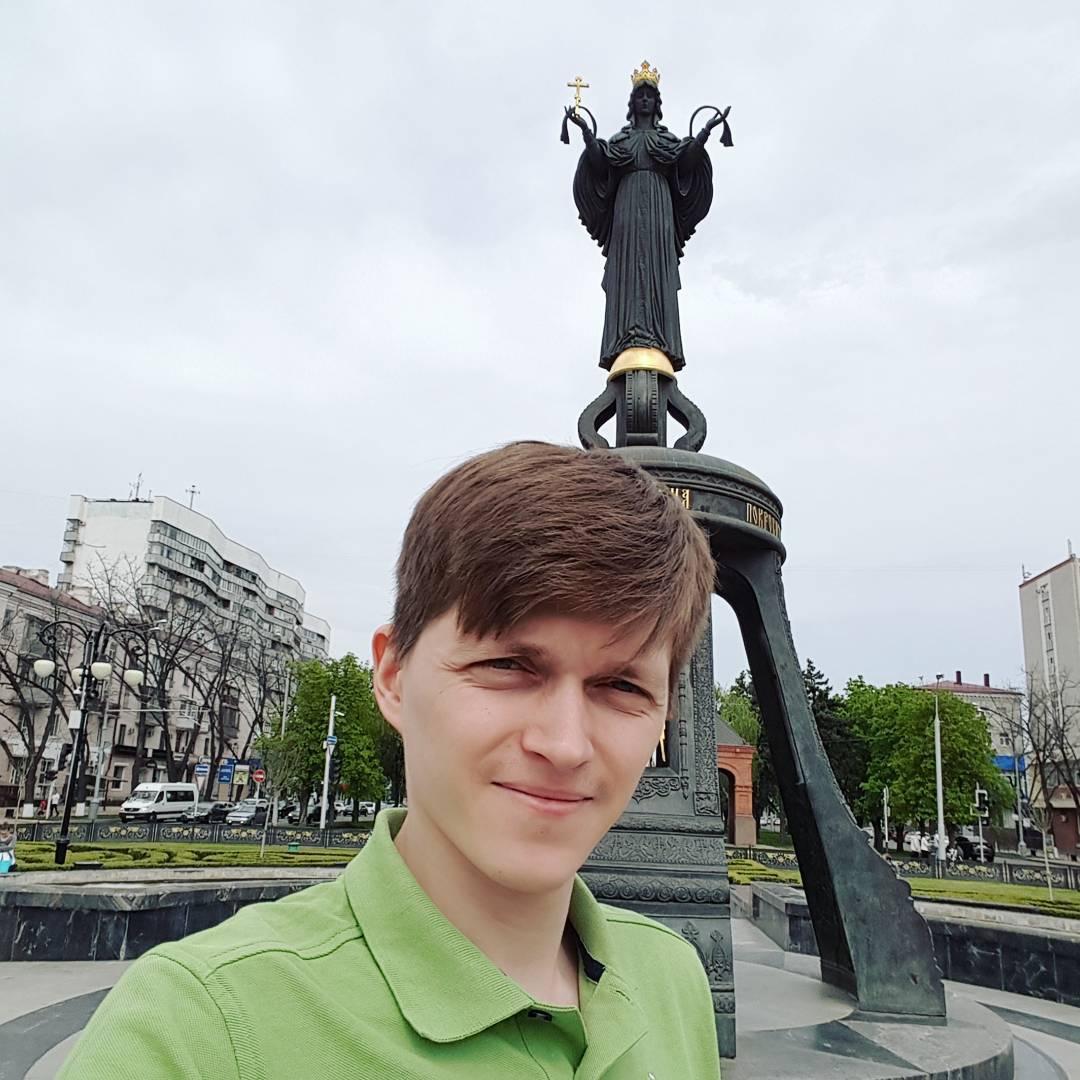 Алаев Александр, АлаичЪ
