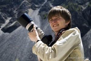 Фотоаппарат в руках - это счастье!