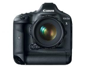 Canon EOS-1d X вид спереди