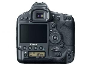 Canon EOS-1d X вид сзади