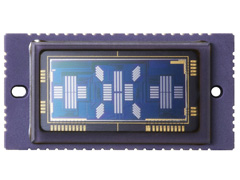 76 светочувствительных областей на сенсоре