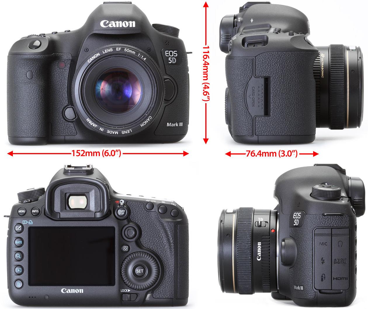 canon 5d mark ii инструкция