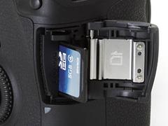 Слот для карты памяти формата SD