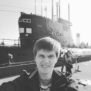 В Музее Мирового океана в Калининграде